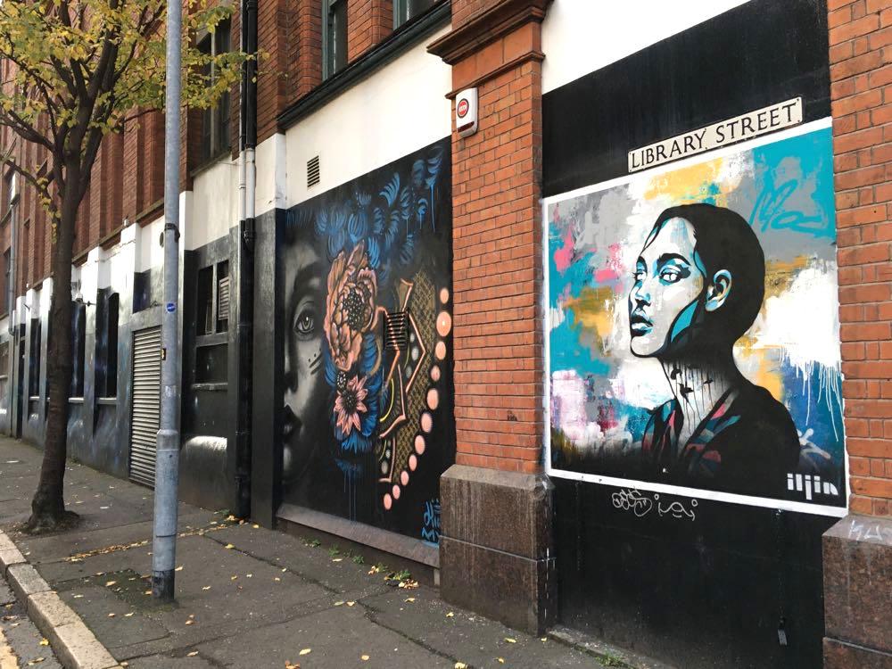 belfast murals peace wall sehenswuerdigkeiten 12 - Belfast: Murals, Peace Wall, Titanic Museum