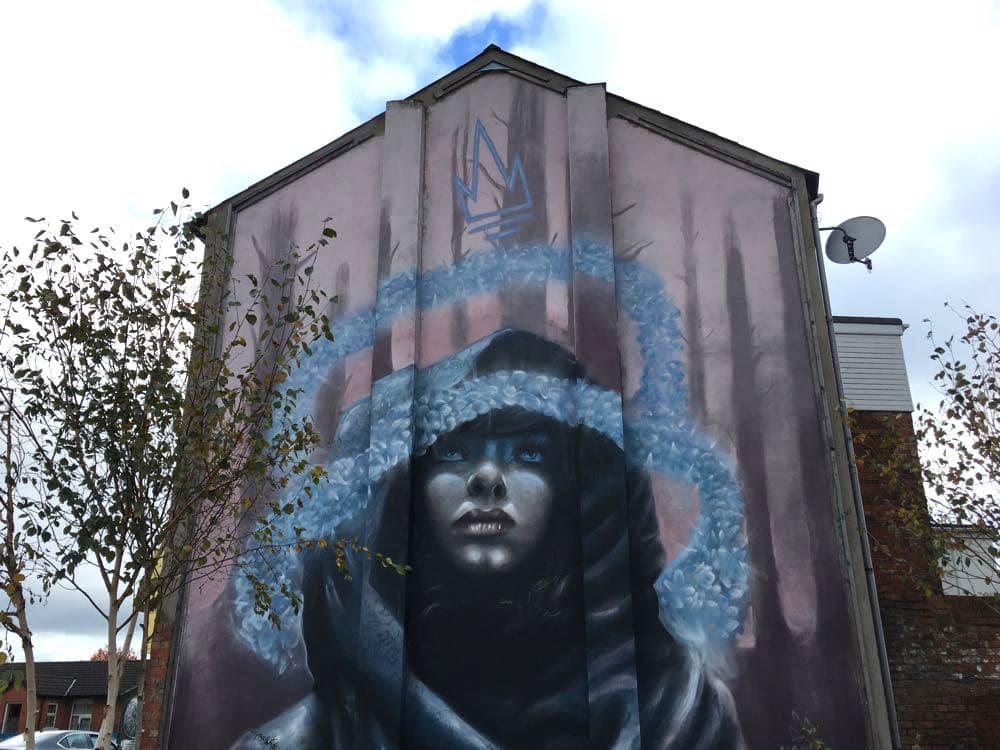 belfast murals peace wall sehenswuerdigkeiten 17 - Belfast: Murals, Peace Wall, Titanic Museum