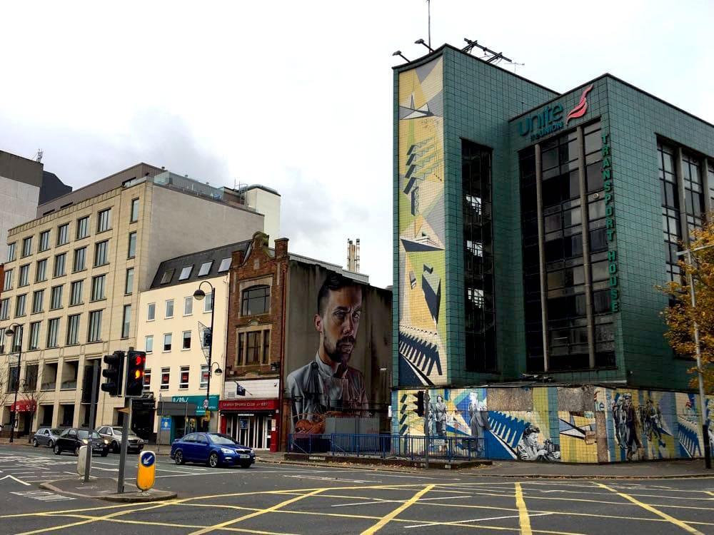 belfast murals peace wall sehenswuerdigkeiten 21 - Belfast: Murals, Peace Wall, Titanic Museum