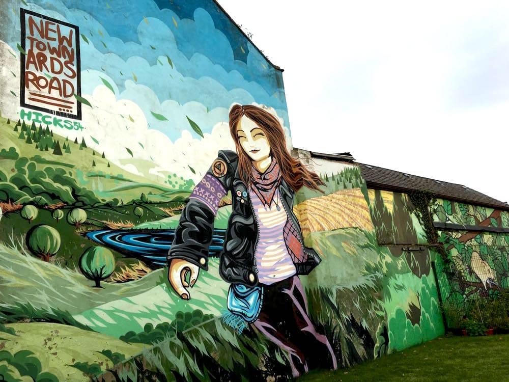 belfast murals peace wall sehenswuerdigkeiten 22 - Belfast: Murals, Peace Wall, Titanic Museum