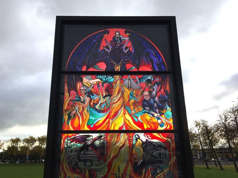 belfast murals peace wall sehenswuerdigkeiten 4 - Belfast: Murals, Peace Wall, Titanic Museum