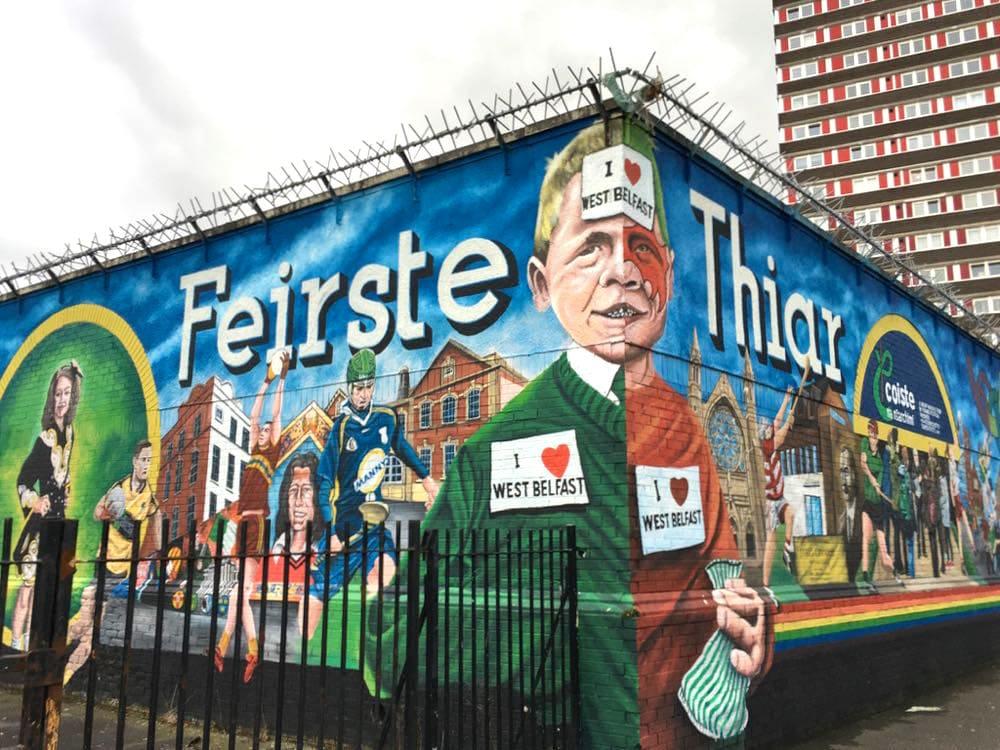 belfast murals peace wall sehenswuerdigkeiten 9 - Belfast: Murals, Peace Wall, Titanic Museum