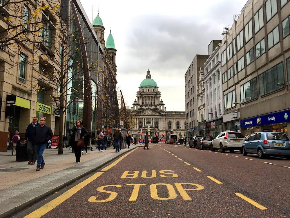 nordirland sehenswürdigkeiten tipps 28 - Belfast: Murals, Peace Wall, Titanic Museum
