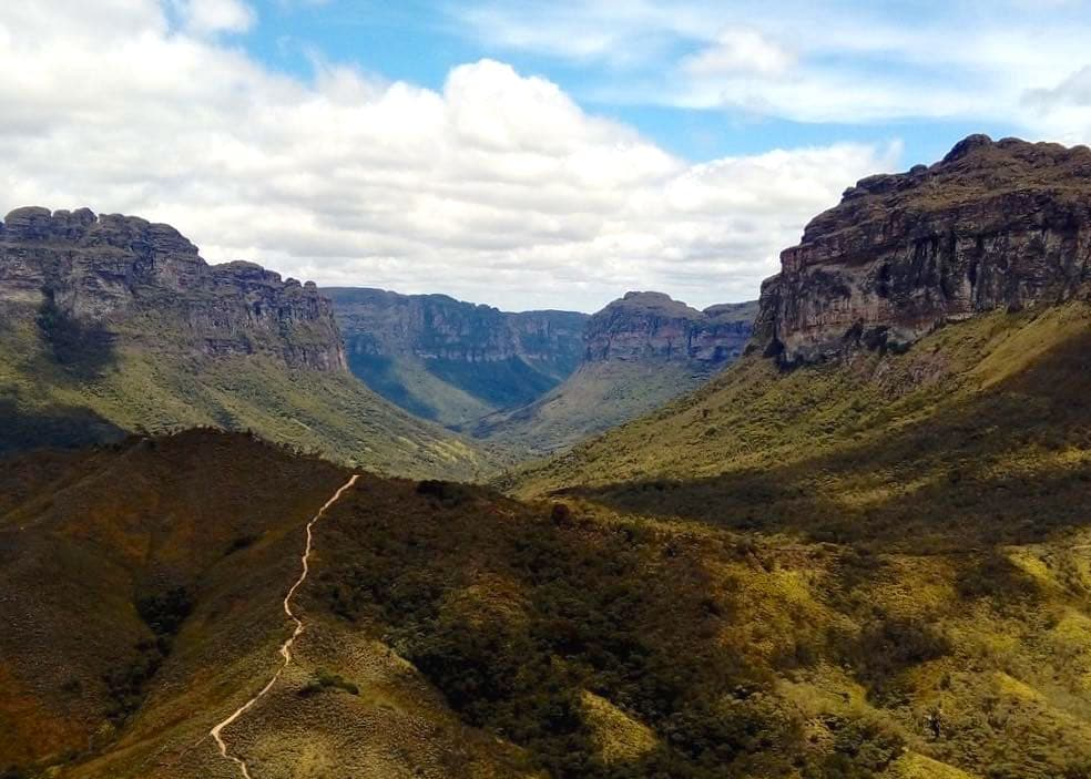 outdoor highlights brasilien chapada diamantina 1 - Amerika