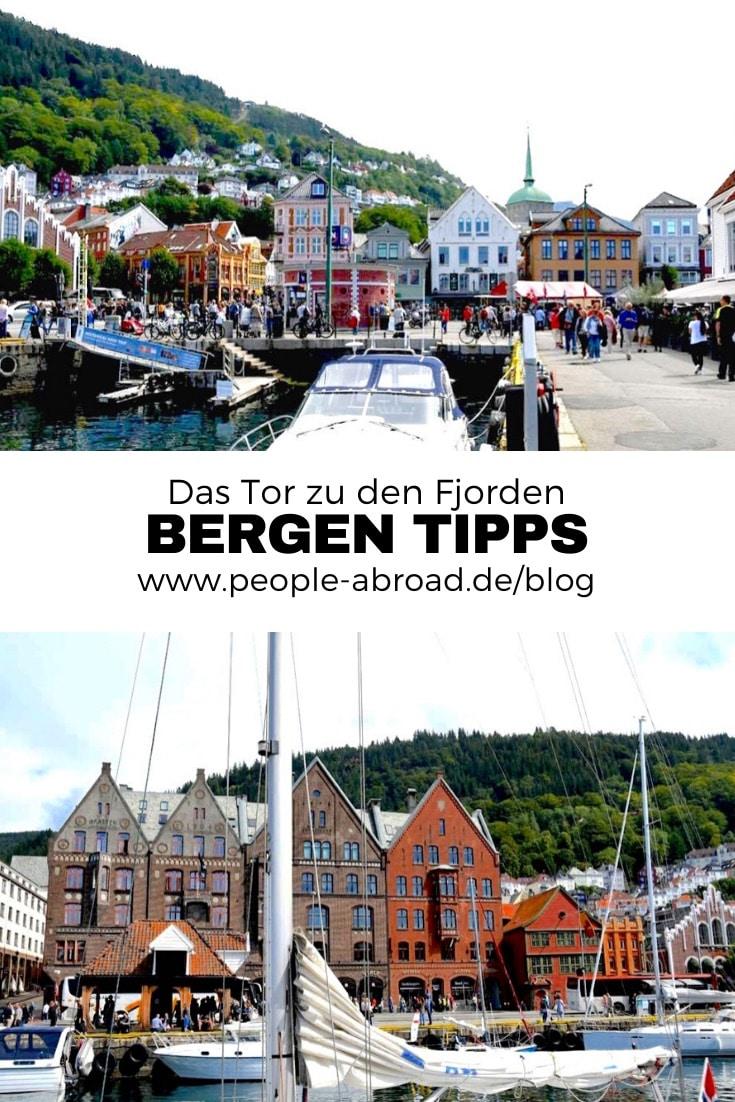 01.07.2019 7 - Bergen: Das Tor zu den Fjorden in Norwegen