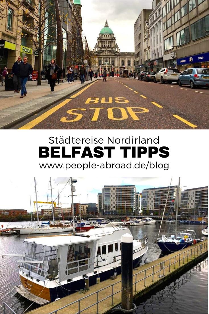 1 - Belfast: Murals, Peace Wall, Titanic Museum
