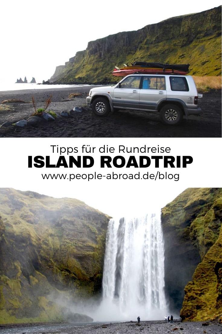 2 - Roadtrip auf der Ringstraße in Island