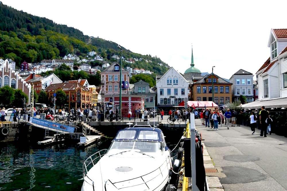 bergen norwegen 19 - Bergen: Das Tor zu den Fjorden in Norwegen