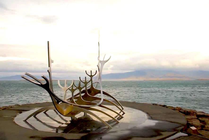 island ringstrasse - Reykjavik Sehenswürdigkeiten entdecken