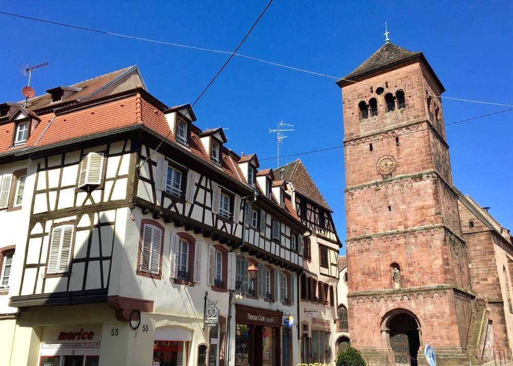saverne elsass frankreich 10 - Saverne am Rhein-Marne-Kanal im Elsass