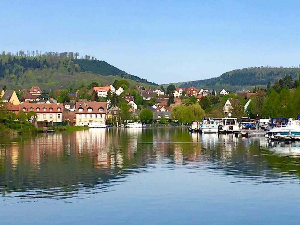 saverne elsass frankreich 12 - Saverne am Rhein-Marne-Kanal im Elsass