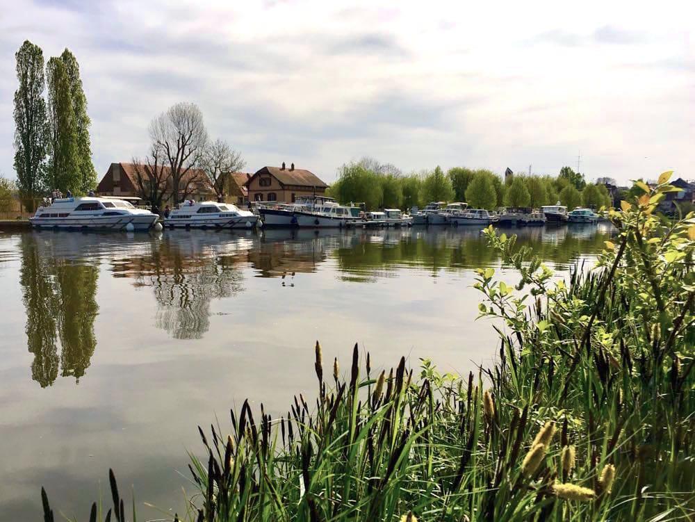 saverne elsass frankreich 21 - Saverne am Rhein-Marne-Kanal im Elsass