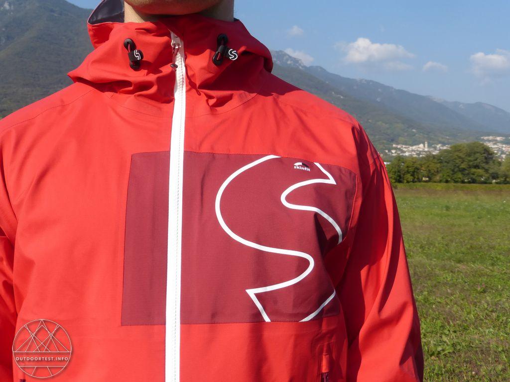 skinfit scudo vermunt jacket blogger andreas outdoortest.info  - 12 Outdoor-Blogger zeigen ihre Regenjacke