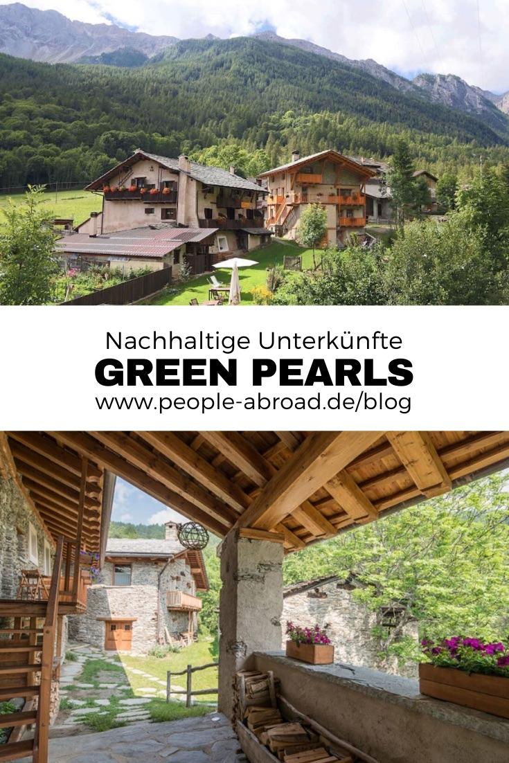 green pearls - Green Pearls: Nachhaltige Unterkünfte entdecken