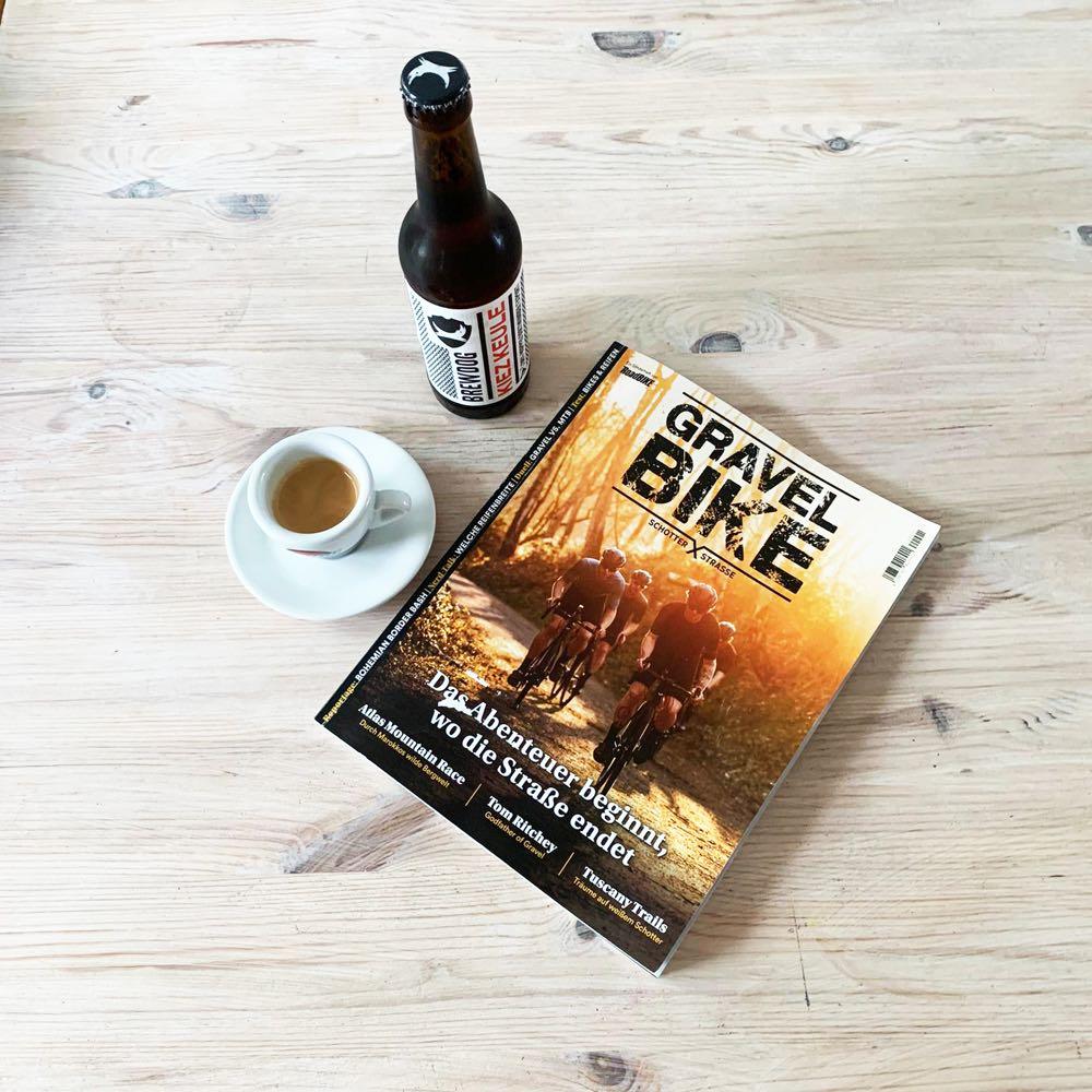 gravelbike magazin - Das neue Gravelbike Magazin & seine Gründer