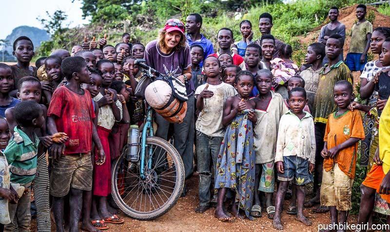 heike pirngruber tourenrad bikepacking 5 - Pushbikegirl: Radreisen mit dem Tourenrad