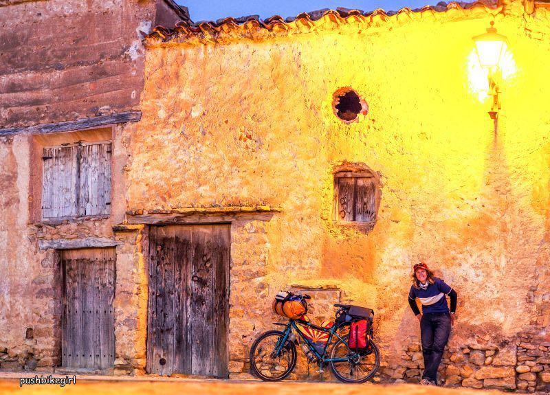 heike pirngruber tourenrad bikepacking 9 - Pushbikegirl: Radreisen mit dem Tourenrad