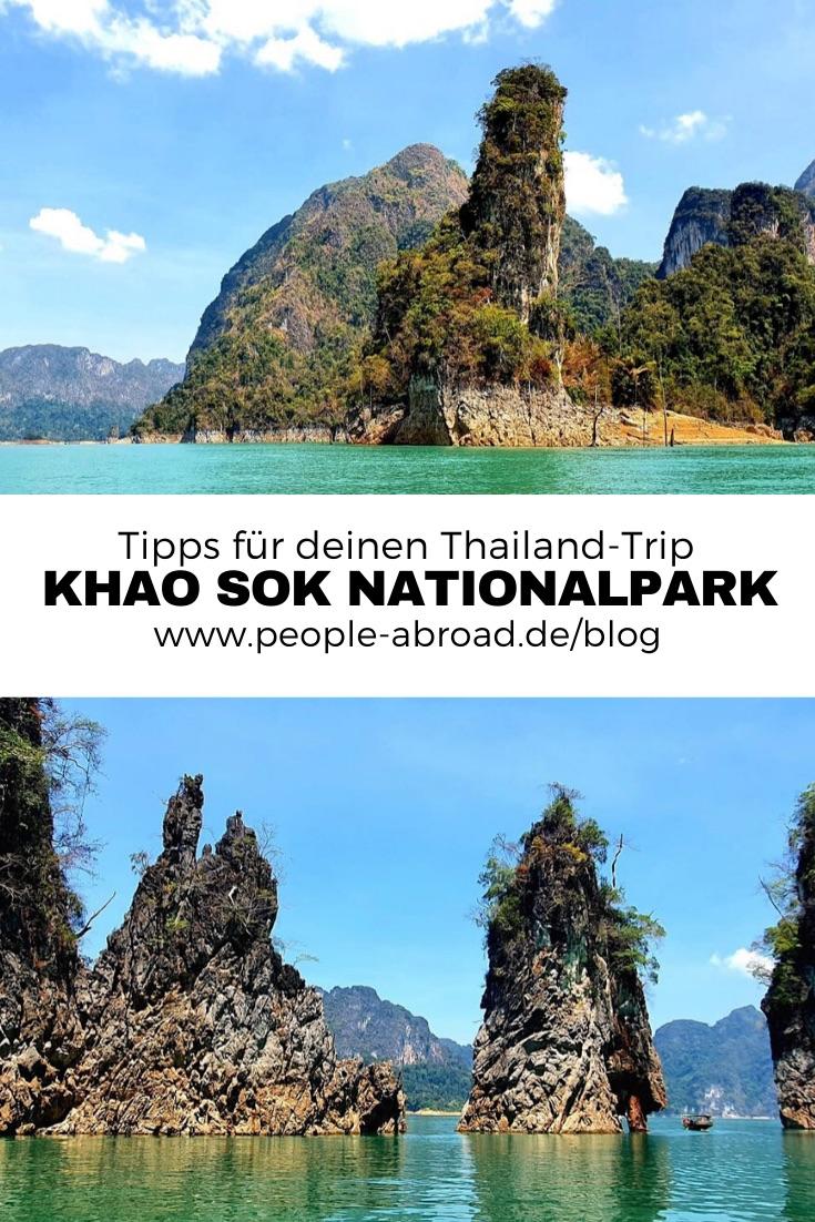 01.07.2019 2 - Der Khao Sok Nationalpark in Thailand