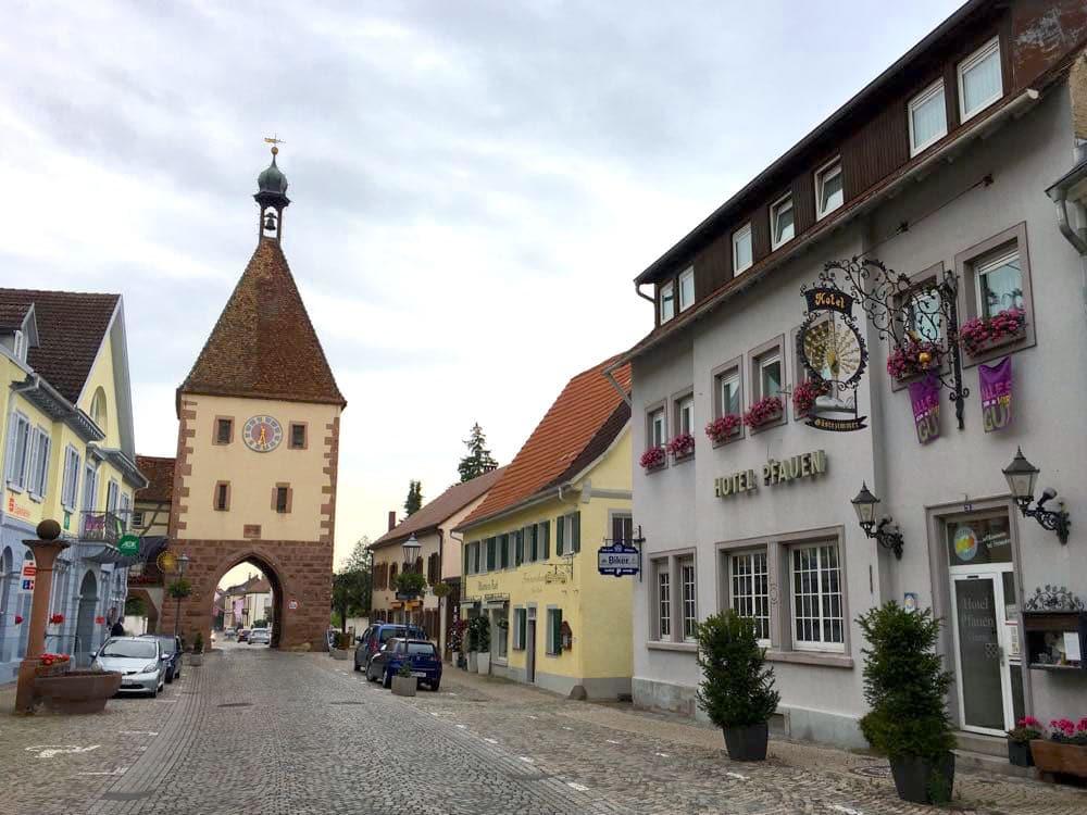 badischer weinradweg 22 - Badischer Weinradweg: Hügel, Reben & Genuss