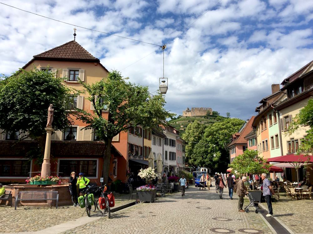 badischer weinradweg 6 - Badischer Weinradweg: Hügel, Reben & Genuss