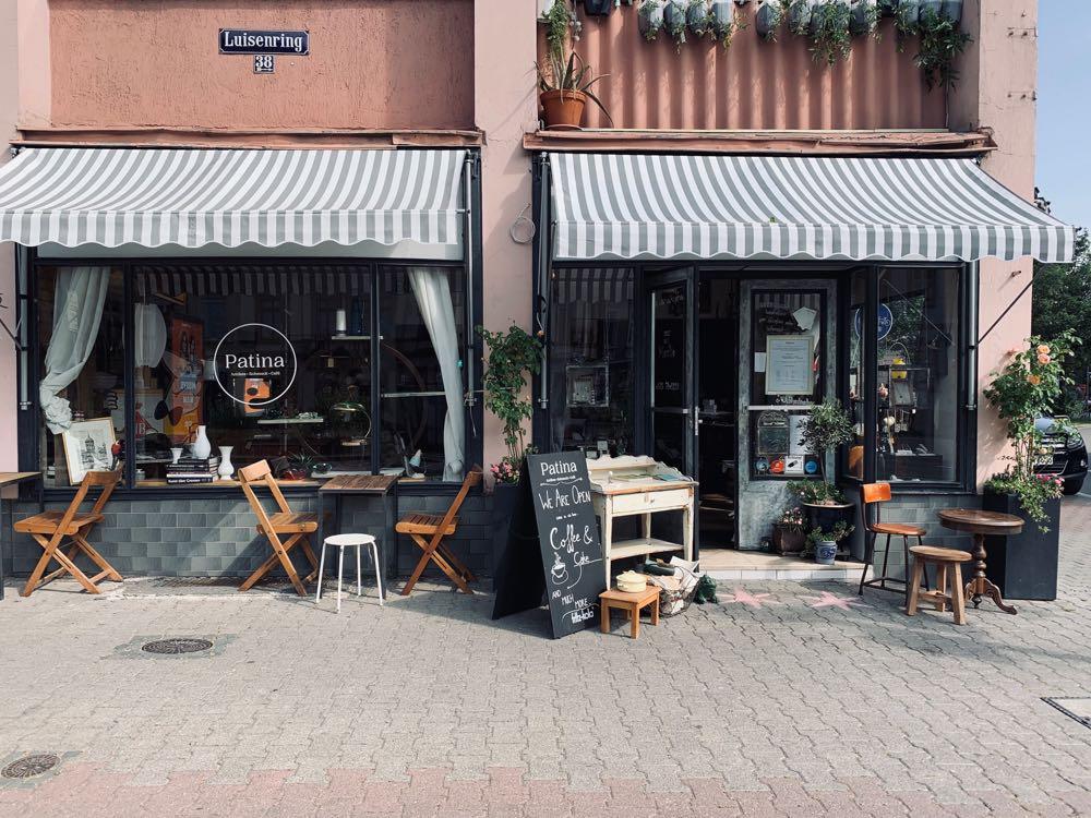 cafe patina mannheim - Cafés in Mannheim & Tipps zu Coffee Bars
