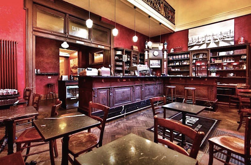 cafe prag mannheim - Cafés in Mannheim & Tipps zu Coffee Bars