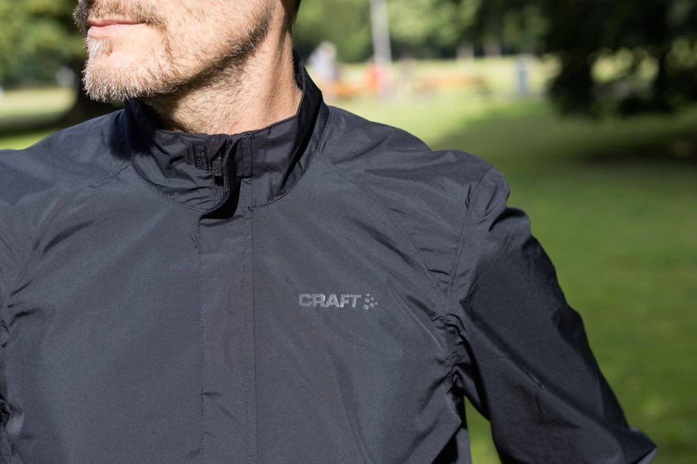 craft adopt rain jacket regenjacke 6 - Craft Sports: Adopt Rain Jacket & Fuseknit