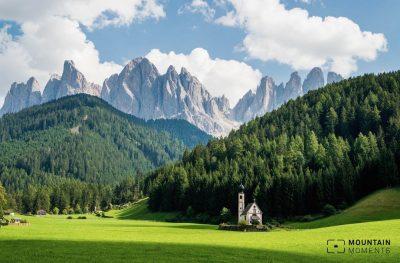 Bergfotos und Wanderungen in den Alpen