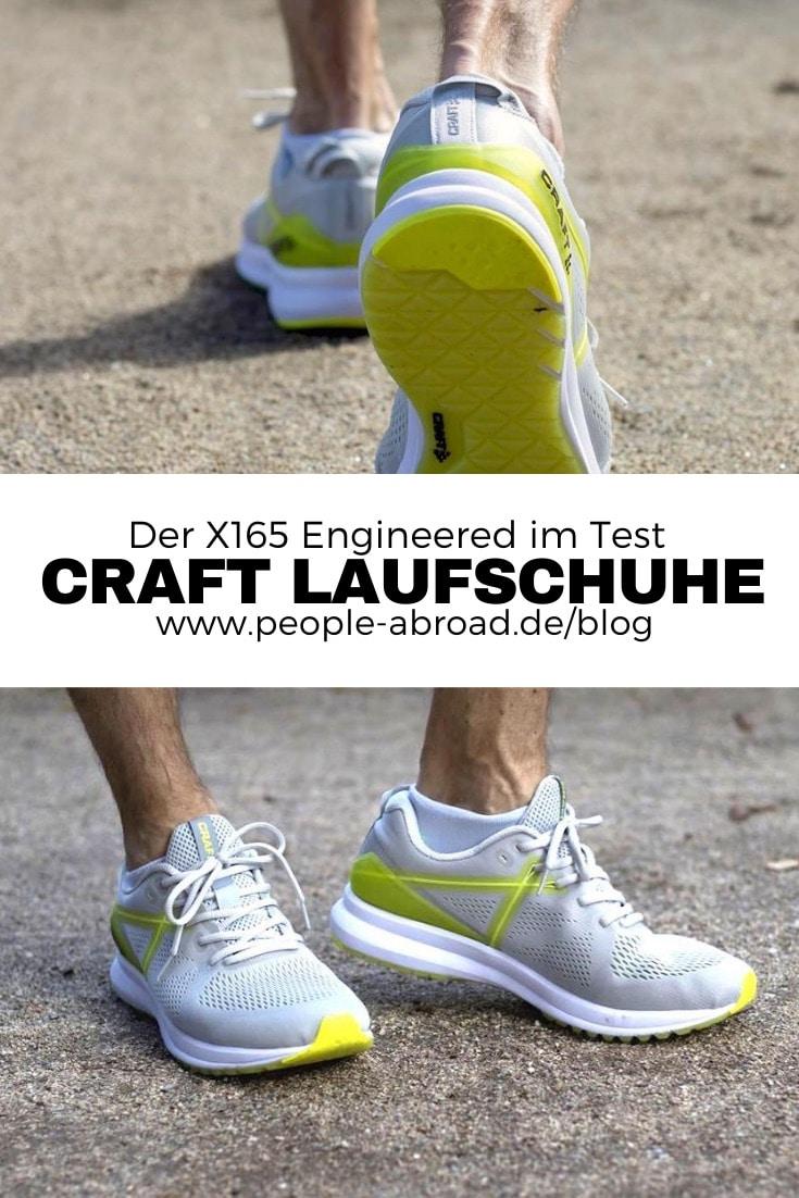 01.07.2019 13 - Die Craft X165 Engineered Laufschuhe im Test