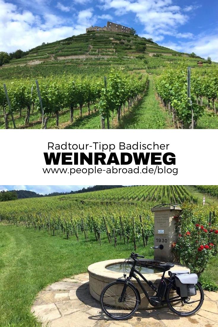 01.07.2019 16 - Badischer Weinradweg: Hügel, Reben & Genuss