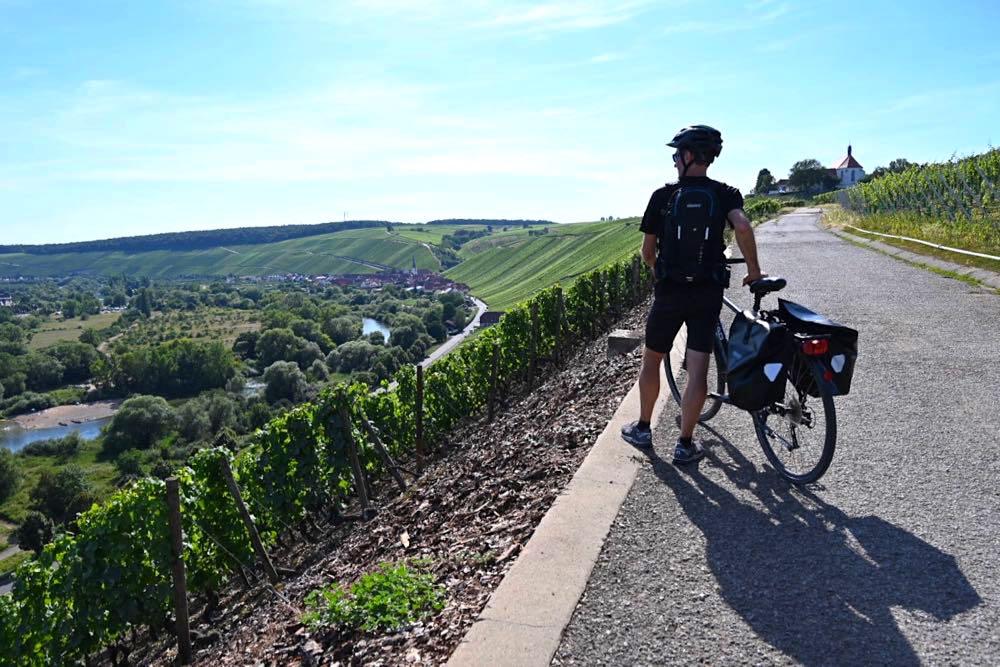 main radweg fraenkisches weinland 10 - Der MainRadweg im Fränkischen Weinland