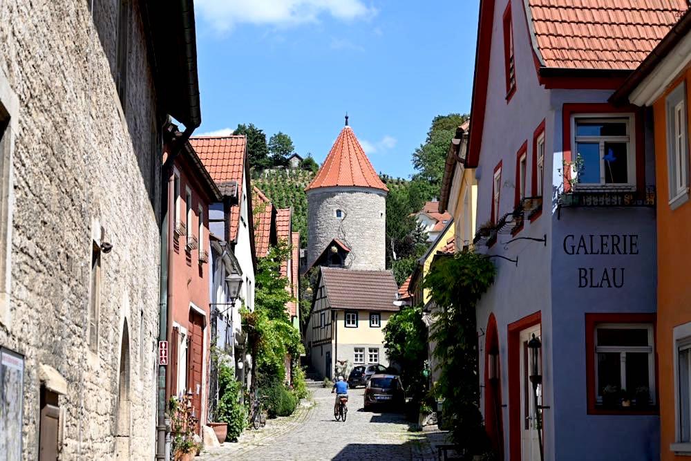 main radweg fraenkisches weinland 33 - Der MainRadweg im Fränkischen Weinland