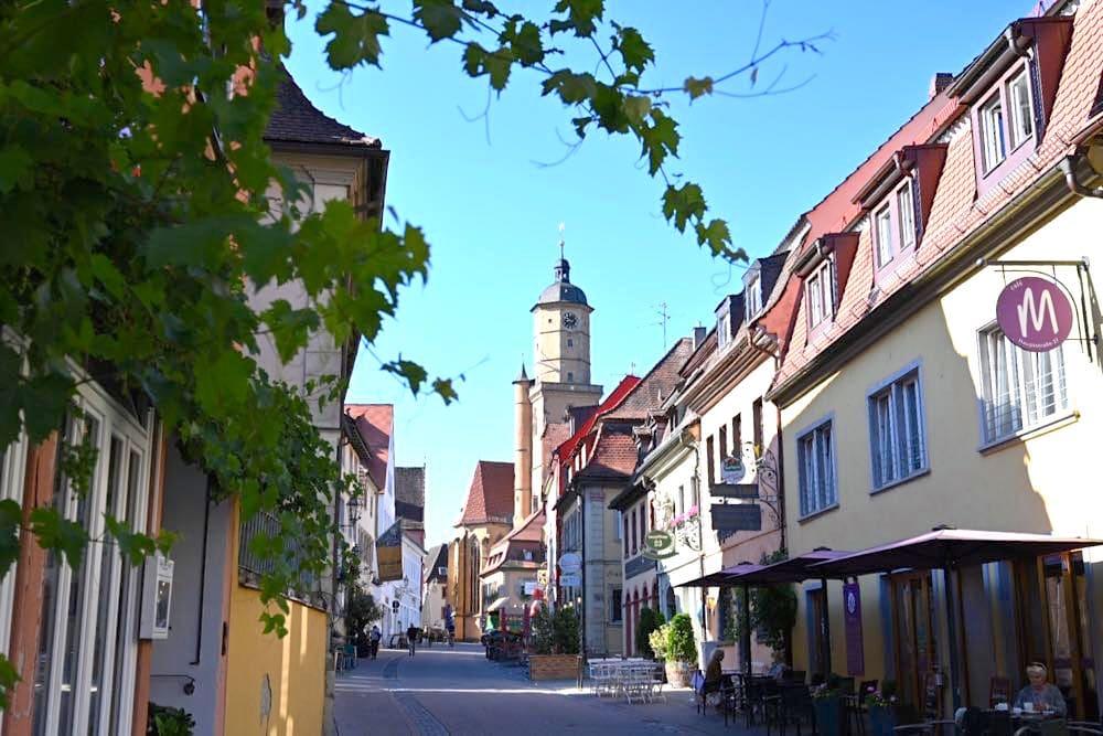 main radweg fraenkisches weinland 8 - Der MainRadweg im Fränkischen Weinland