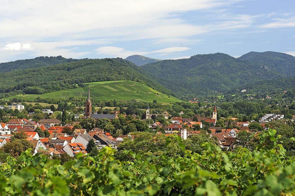 markgraeflerland stadt muellheim - Markgräflerland: Weinberge, Natur und Kultur