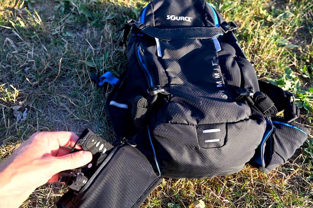 source outdoor summit 15l rucksack mountainbike 6 - Source Outdoor Summit 15L MTB-Rucksack