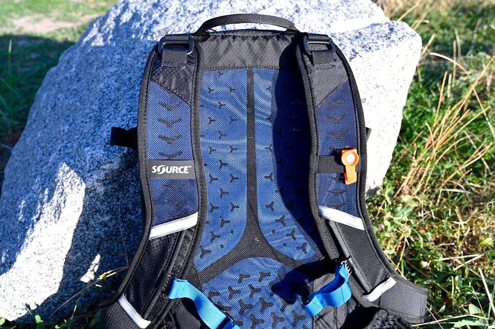 source outdoor summit 15l rucksack mountainbike 9 - Source Outdoor Summit 15L MTB-Rucksack