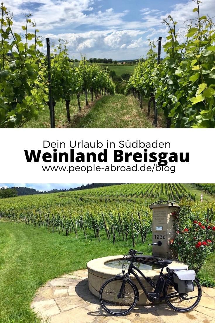 breisgau - Weinland Breisgau: Urlaubsregion in Südbaden