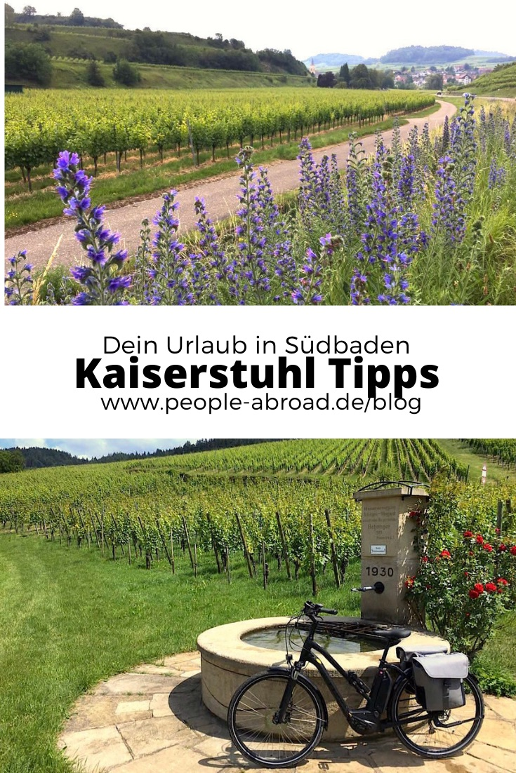 kaiserstuhl - Südbaden: Naturgarten Kaiserstuhl & Tuniberg