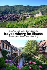 kaysersberg 200x300 - Kaysersberg: Fachwerkstadt mit Charme im Elsass