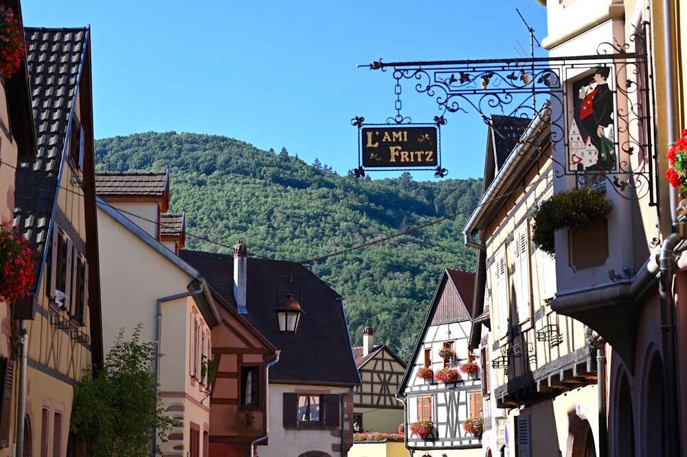 kaysersberg elsass 10 - Kaysersberg: Fachwerkstadt mit Charme im Elsass