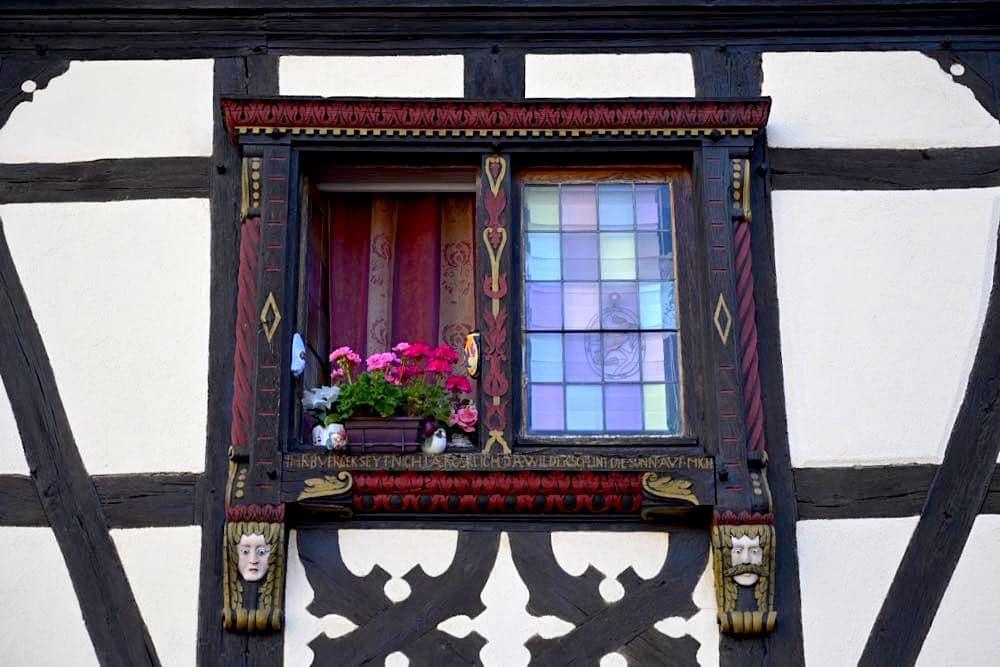 kaysersberg elsass 12 - Kaysersberg: Fachwerkstadt mit Charme im Elsass