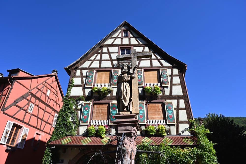 kaysersberg elsass 17 - Kaysersberg: Fachwerkstadt mit Charme im Elsass