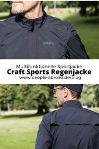 regenjacke 200x300 - Craft Sports: Adopt Rain Jacket & Fuseknit