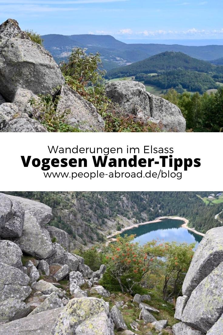 vogesen - Elsass Tipps: Wandern in den Vogesen