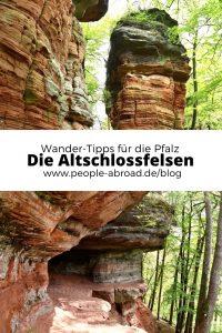 altschlossfelsen wandern pfalz 200x300 - Altschlossfelsen: Wandern auf dem Altschlosspfad
