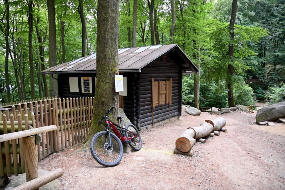 felsenmeer odenwald 13 - Das Felsenmeer in Lautertal im Odenwald