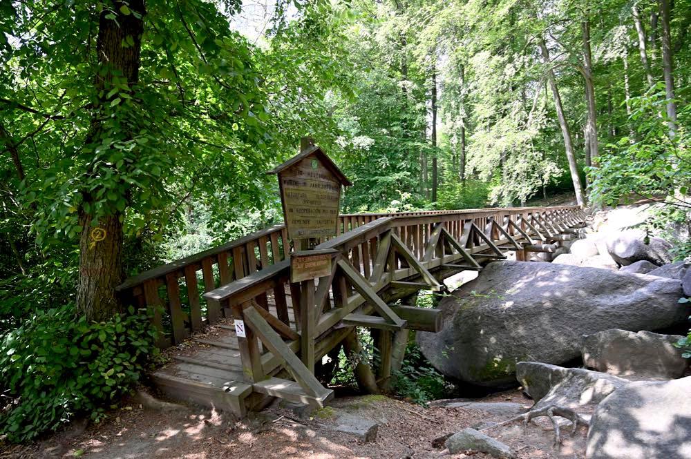 felsenmeer odenwald 15 - Das Felsenmeer in Lautertal im Odenwald
