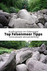 felsenmeer odenwald 200x300 - Das Felsenmeer in Lautertal im Odenwald