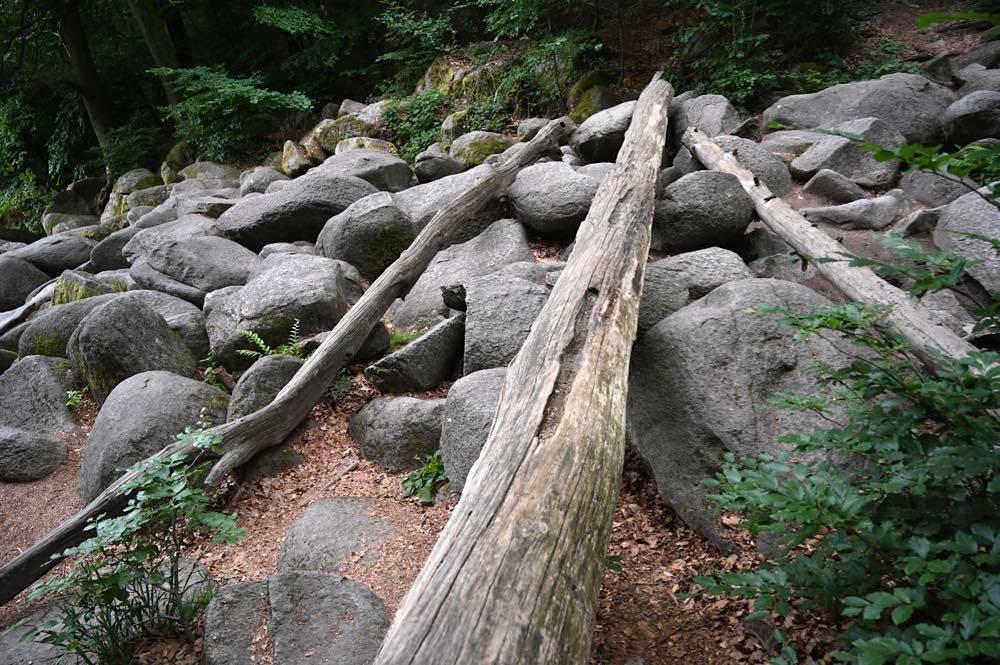 felsenmeer odenwald 6 - Das Felsenmeer in Lautertal im Odenwald