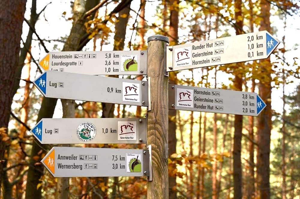 geiersteine tour wanderung 17 - Geiersteine: Wanderung auf der Geiersteine-Tour